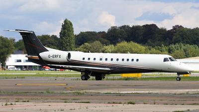 G-ERFX - Embraer ERJ-135BJ Legacy 600 - Flexjet