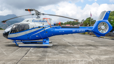 RP-C8588 - Eurocopter EC 130T2 - Private
