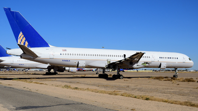 N548UA - Boeing 757-222 - Untitled