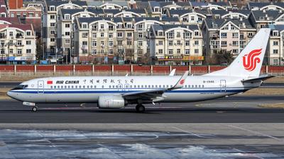 B-1946 - Boeing 737-89L - Air China