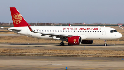 A picture of B30CT - Airbus A320271N - Juneyao Airlines - © HXD1D1898 SjHd