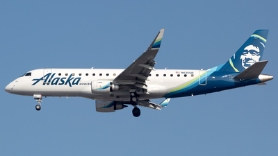 N630QX - Embraer 170-200LR - Alaska Airlines (Horizon Air)