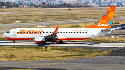 HL8049 - Boeing 737-8AS - Jeju Air