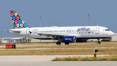 N648JB - Airbus A320-232 - jetBlue Airways