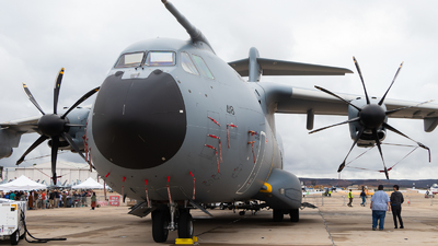 ZM418 - Airbus A400M Atlas C.1 - United Kingdom - Royal Air Force (RAF)