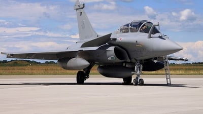 341 - Dassault Rafale B - France - Air Force