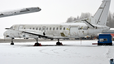 OK-CCF - Saab 340A - Central Connect Airlines
