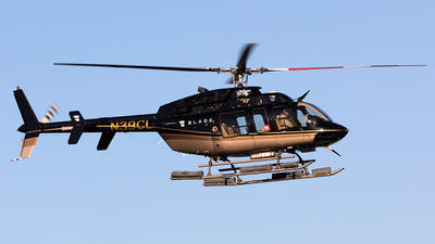 N39CL - Bell 407 - Helicopters