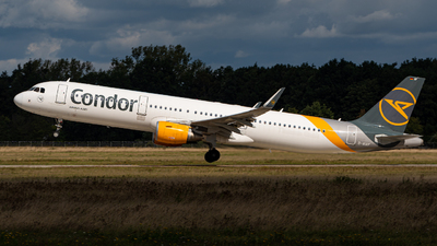 A picture of DAIAF - Airbus A321211 - Condor - © Niclas Rebbelmund
