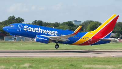 N951WN - Boeing 737-7H4 - Southwest Airlines