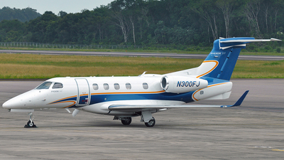 N300FJ - Embraer 505 Phenom 300 - Private