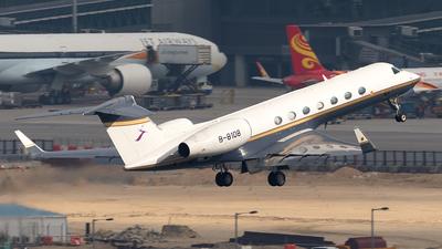 B-8108 - Gulfstream G550 - Deer Jet