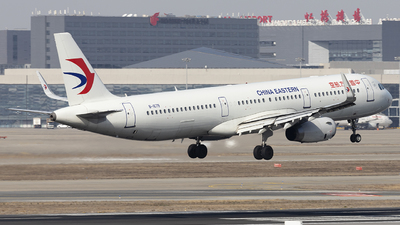 B-1679 - Airbus A321-231 - China Eastern Airlines