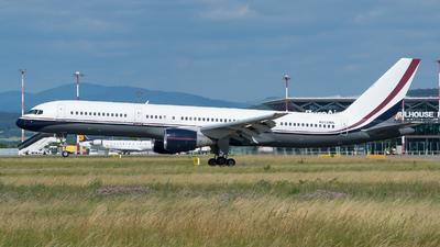 A picture of N757MA - Boeing 757200 - [28463] - © Stefan Gschwind