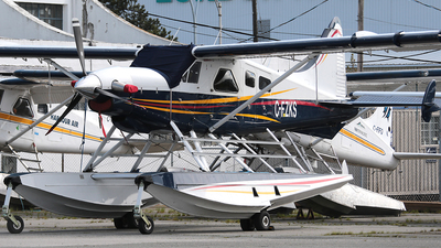 C-FZKS - De Havilland Canada DHC-2 Mk.III Turbo-Beaver - Private