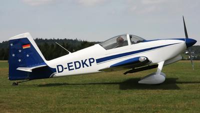 A picture of DEDKP - Van's RV7 - [] - © Andreas van den Berg