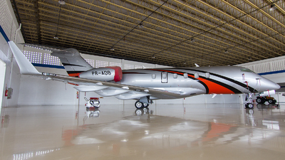 A picture of PRADB - Bombardier Challenger 300 - [20325] - © Rafael Costa / PSW Aviation