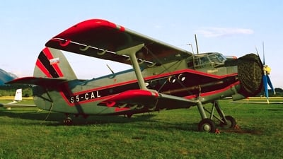 S5-CAL - PZL-Mielec An-2R - Private