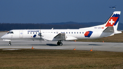 HB-IZS - Saab 2000 - Crossair
