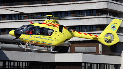 LN-OUJ - Airbus Helicopters H135 - Norsk Luftambulanse