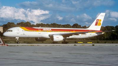 EC-GCA - Boeing 757-236 - Iberia