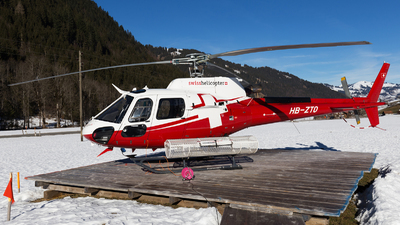 HB-ZTO - Airbus Helicopters H125 - Swiss Helicopter AG