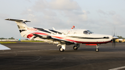 A picture of FOSBE - Pilatus PC12/47E - [1763] - © william97