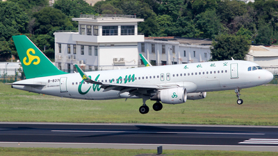 B-8371 - Airbus A320-214 - Spring Airlines