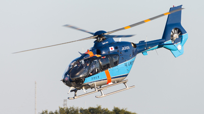 JA310A - Eurocopter EC 135P2i - Japan - Saitama Prefecture
