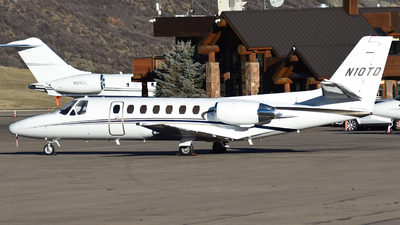N10TD - Cessna 560 Citation V - Private