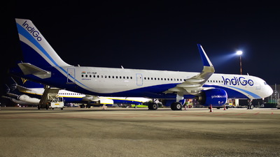 A picture of VTIUP - Airbus A321271NX - IndiGo - © Mario Alberto Ravasio - AviationphotoBGY