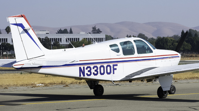 N3300F - Beechcraft 35 Bonanza - Private