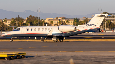 N787CH - Bombardier Learjet 45 - Private