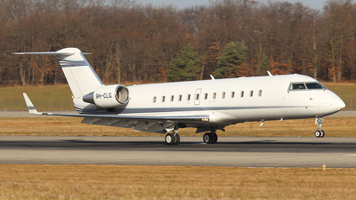 9H-CLG - Bombardier CL-600-2B19 Challenger 850 - Private