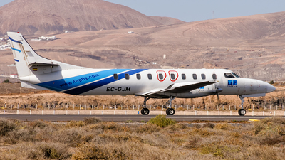 EC-GJM - Fairchild SA227-BC Metro III - Top Fly