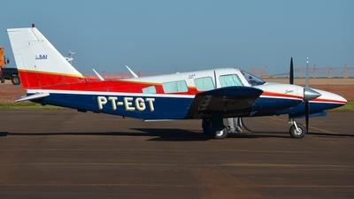 PT-EGT - Embraer EMB-810C Seneca II - Private