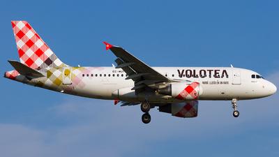 EC-MUT - Airbus A319-111 - Volotea