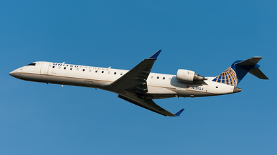 N151GJ - Bombardier CRJ-701 - United Express (GoJet Airlines)