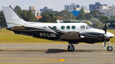 PT-LQE - Beechcraft C90 King Air - Private