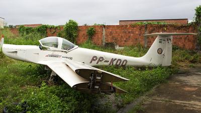 PP-KDO - Aeromot AMT-200 Super Ximango - Aero Club - Politécnico de Planadores