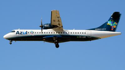 PR-AQR - ATR 72-212A(600) - Azul Linhas Aéreas Brasileiras