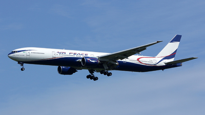 5N-BWI - Boeing 777-312 - Air Peace