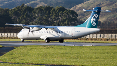 ZK-MCX - ATR 72-212A(500) - Air New Zealand