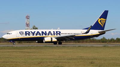 A picture of EIEBD - Boeing 7378AS - Ryanair - © Calin Horia Lupu