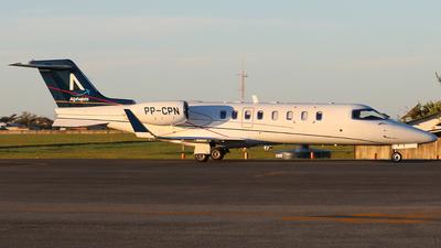 PP-CPN - Bombardier Learjet 45 - Alphajets Táxi Aéreo