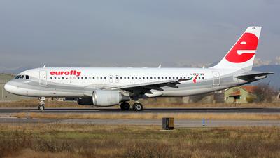 I-EEZF - Airbus A320-214 - Eurofly