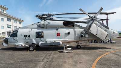 8293 - Sikorsky SH-60J Seahawk - Japan - Maritime Self Defence Force (JMSDF)
