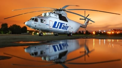 RA-06009 - Mil Mi-26T Halo - UTair Aviation