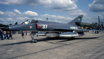 37 - Dassault Super Étendard - France - Navy