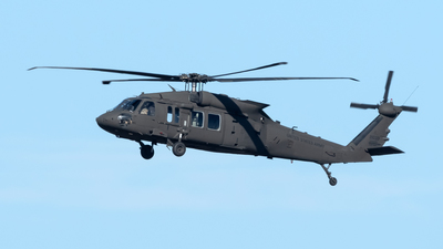 18-21033 - Sikorsky UH-60M Blackhawk - United States - US Army